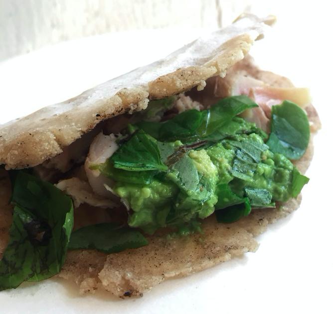 AIP Breakfast Taco