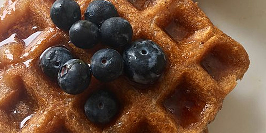 AIP Maple Bacon Waffles
