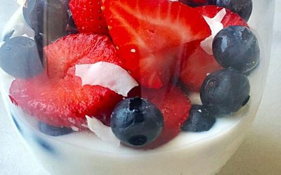 AIP Coconut Yogurt Parfait