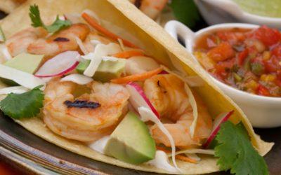 AIP Shrimp Tacos
