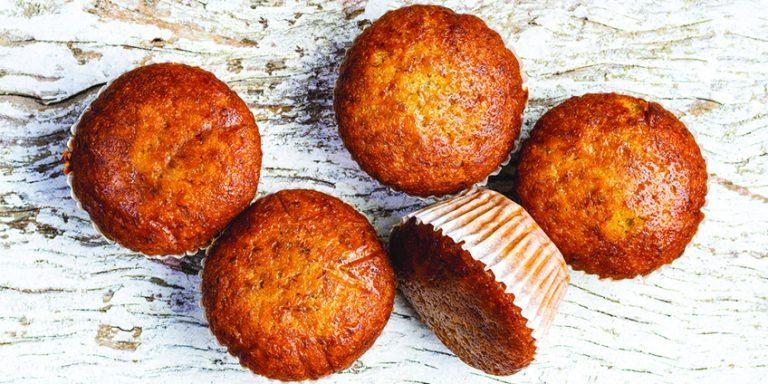 AIP Banana Bread Muffins