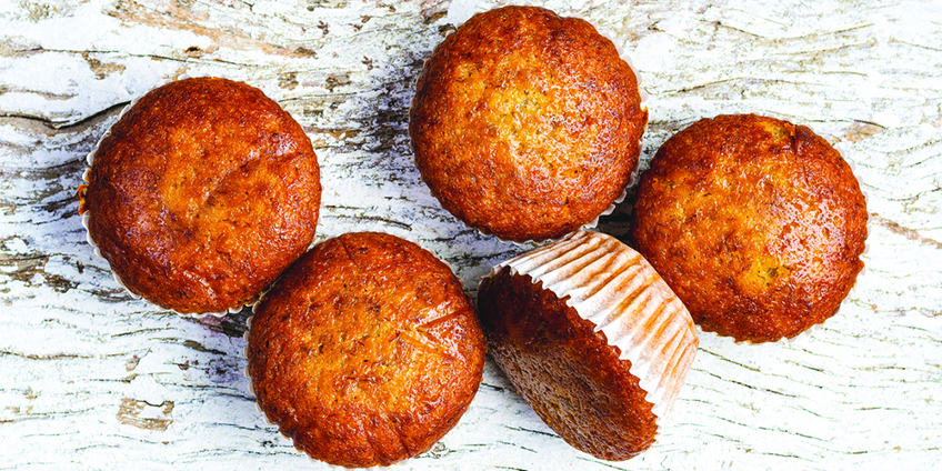 AIP Banana Bread Muffins