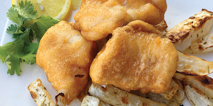 AIP Fish & Chips