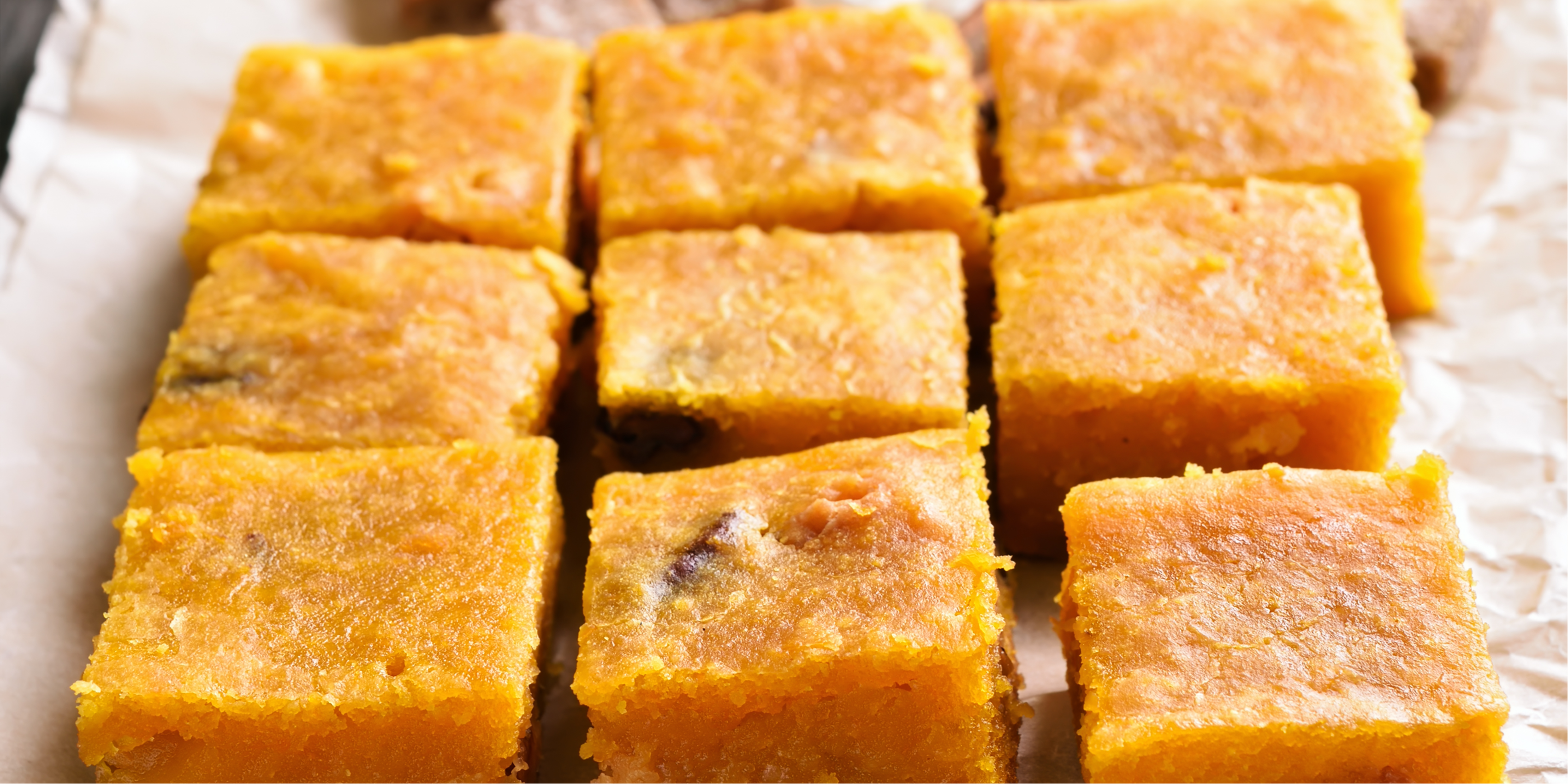 AIP Pumpkin Cheesecake Squares