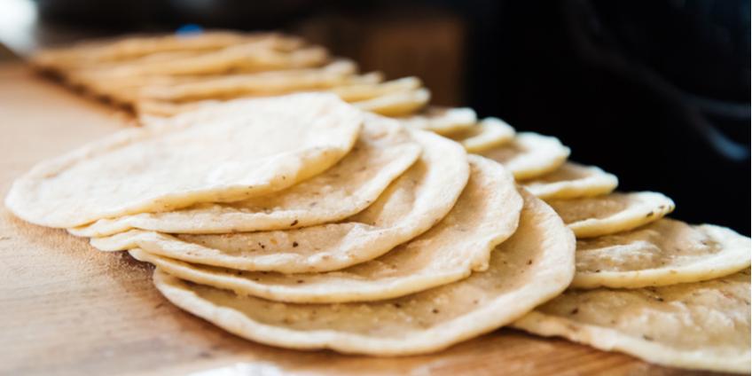 AIP Grain-Free Cassava Flour Tortillas