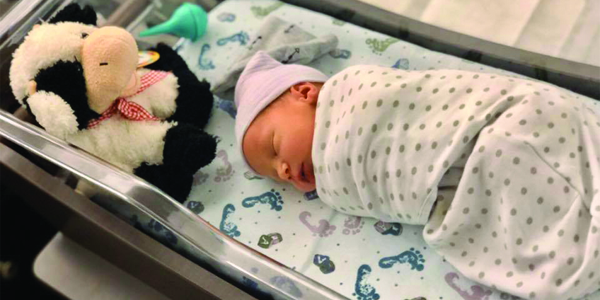 Setting Your Baby Up for Lifelong Health