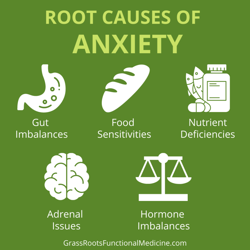 Root Causes of Anxiety