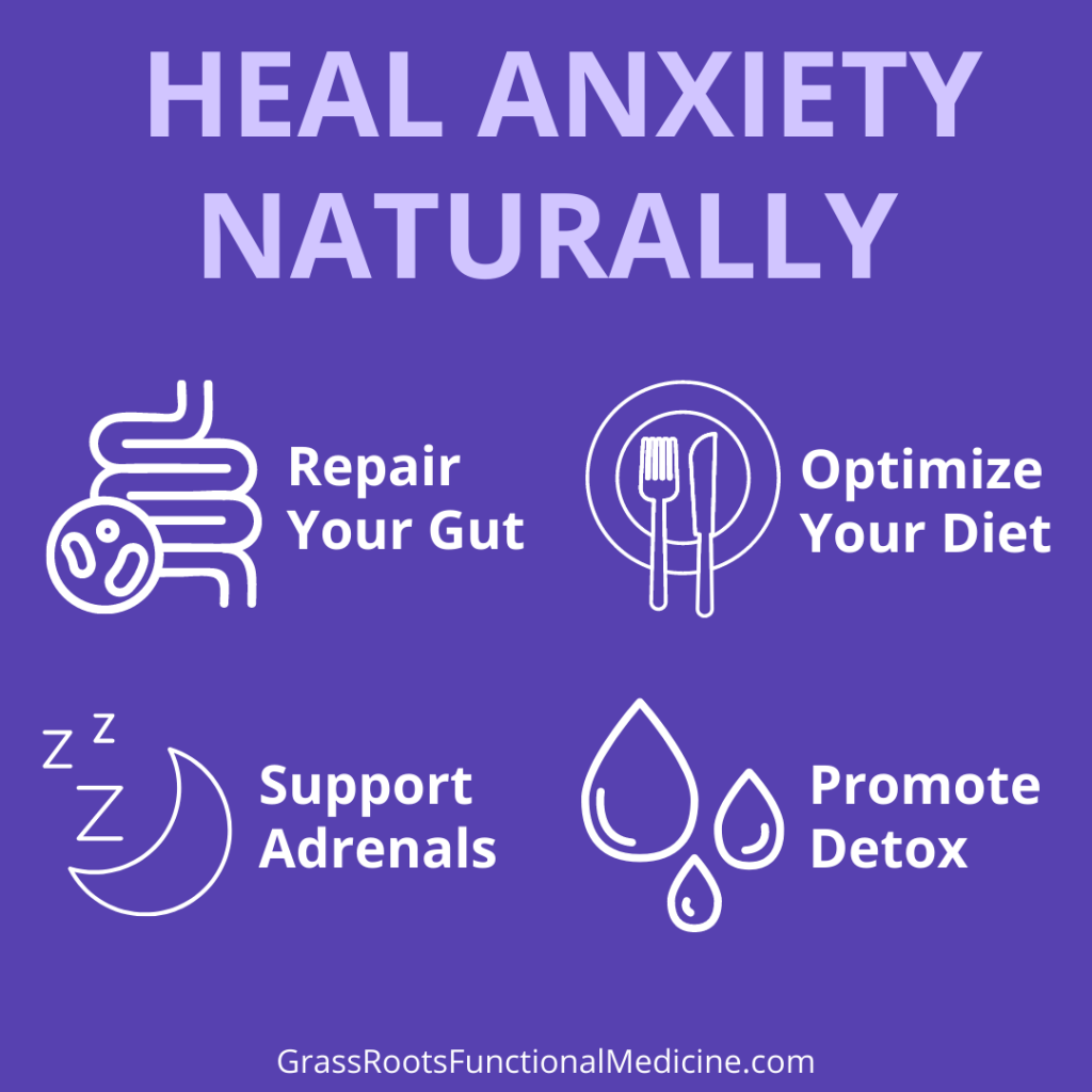 Heal Anxiety Naturally