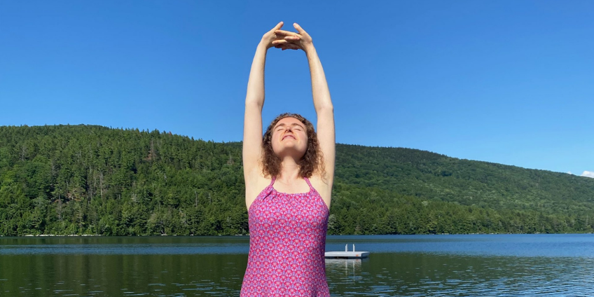 5 Simple Stretches to Relax and Unwind